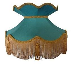 Azure Blue Lampshades, Table Lampshades, Standard Lampshades & Ceiling Lights