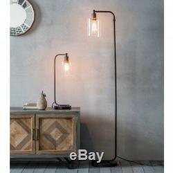 Chicago Floor Lamp (Matching Table Lamp Available)