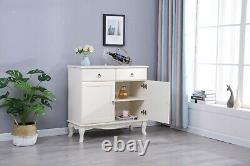 French Style Living Room Furniture TV Stand Sideboard Coffee Table shabby chic