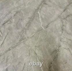 Louis Grey Marble Lamp Table Louis Grey Marble End Table Living Room Furniture
