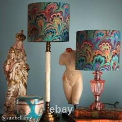 NEW Pooky Urnie Table Lamp x 2 Pink Resin