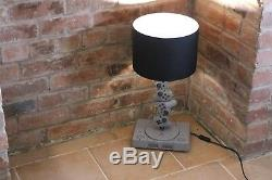 Playstation Lamp, Upcycled, Retro Gamer, Geek Chic, Games Console Present