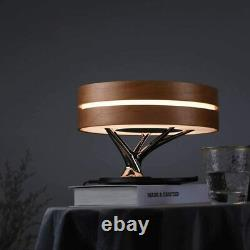 Tree Speaker Lamp With Wireless Charger And Bluetooth Speaker With Touch Control